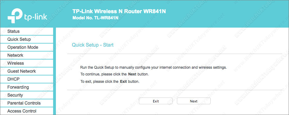 Watch UK TV Abroad Anywhere - VPN Setup Guide - TP-Link 300