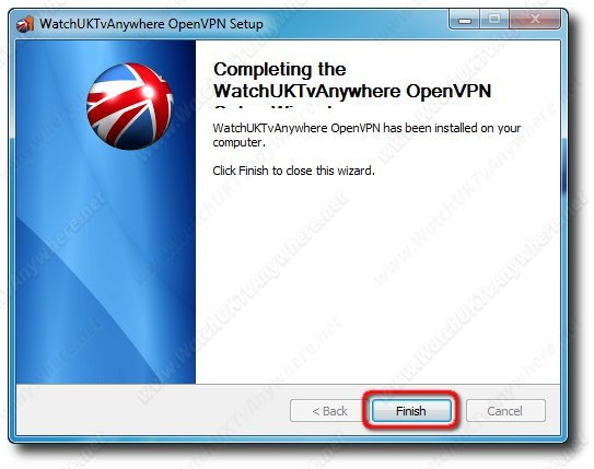 Watch UK TV Abroad Anywhere - VPN Setup Guide - Windows 7
