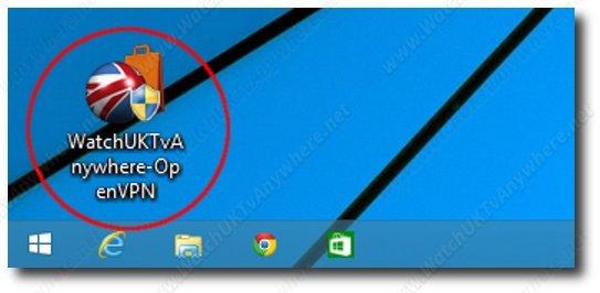 WatchUKTvAnywhere OpenVPN installer icon